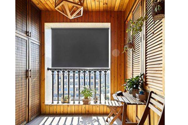 Toldos verticales para balcones