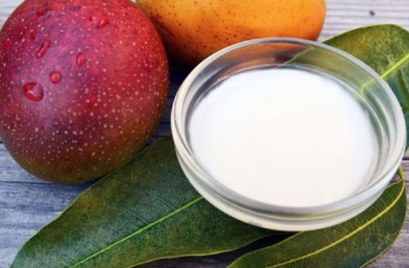 manteca de mango refinada