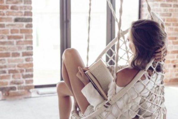 Sillas colgantes para exterior e interior más vendidas