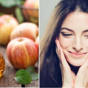 Cómo usar vinagre de manzana para la piel