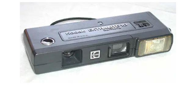 cámara espía Kodak