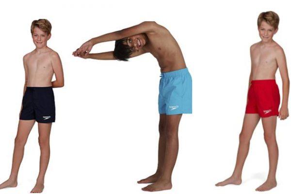bañadores short para niños