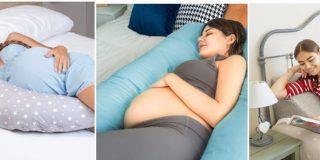 beneficios de usar una almohada de embarazo