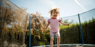 Camas elásticas para niños más vendidas en Amazon