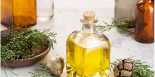 Aceite de ciprés