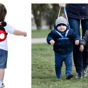 Mejores arneses para bebés primeros pasos