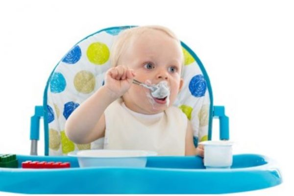 Platos y cubiertos para bebés más vendidos en Amazon