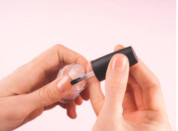 Esmaltes de uñas con calcio