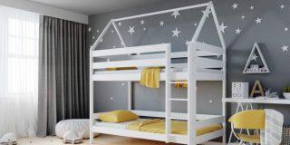 Literas infantiles para habitaciones pequeñas