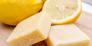 Como hacer jabón artesanal de limón